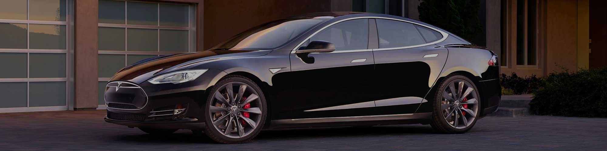 Tesla Launches new Model S